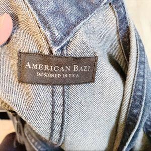 American Bazi Jeans - American Bazi   Blue denim overalls